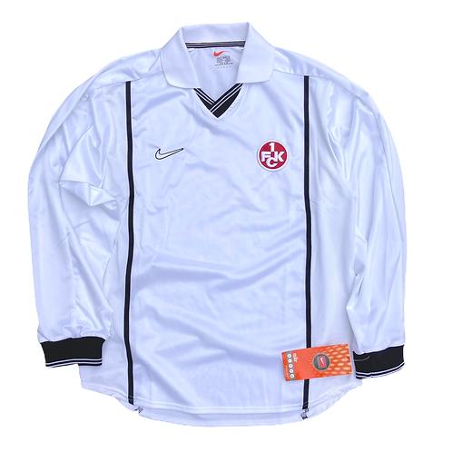 Deadstock FC Kaiserslautern 1999/00 L/S Away Shirt - M