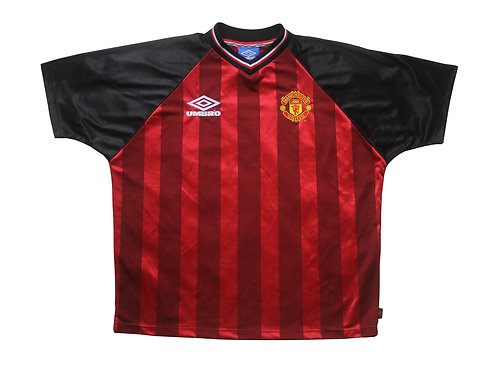 Manchester United Umbro Training Shirt 1998/99 - XL