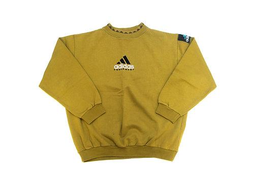 Adidas Equipment Mustard Sweatshirt - XL