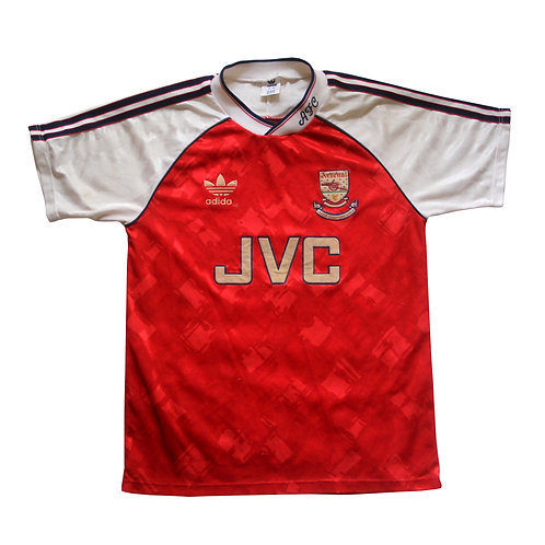 Arsenal Adidas Home Shirt 1991/91 - XS