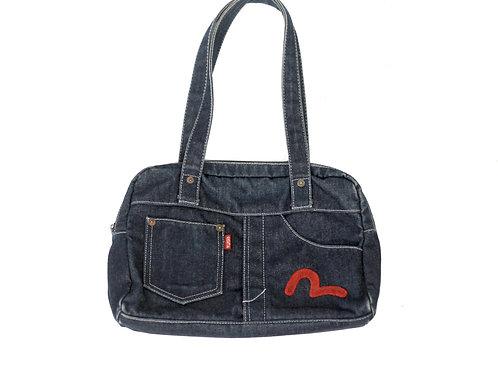 Evisu Denim Handbag