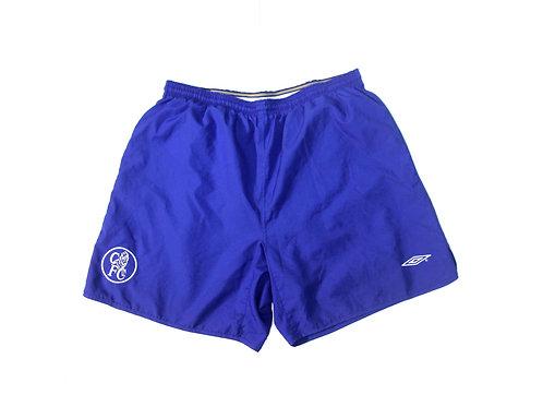 Chelsea Umbro Home Shorts 2003/05 - XXL