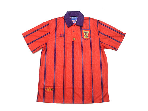 Scotland Umbro Away Shirt 1993/95 - L