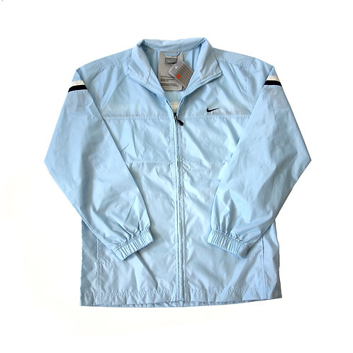 Nike Baby Blue Lightweight Jacket - S