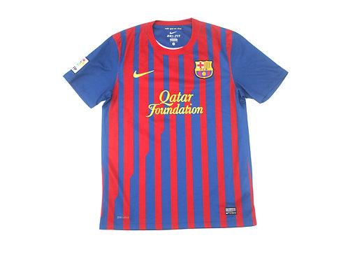 Barcelona Nike Home Shirt 2011/12 - M