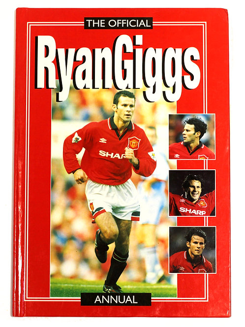 The Official Ryan Giggs Album - 1995