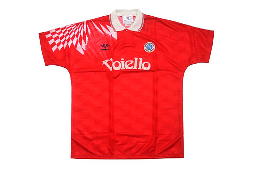 Napoli Umbro Third Shirt 1991/93 - L