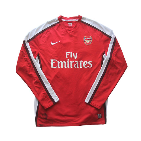 Arsenal Nike Home Shirt 2008/10 - L