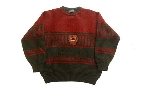 Kappa Knitted Sweatshirt - M/L