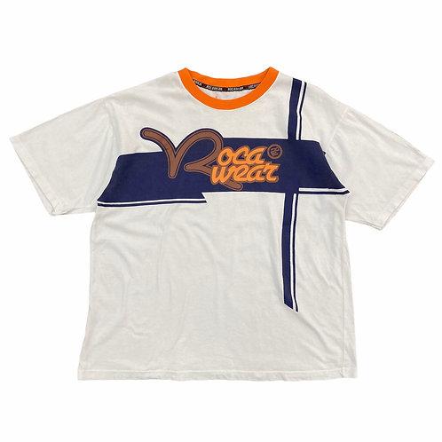 Vintage Rocawear 'Spellout' T-Shirt - Fits L