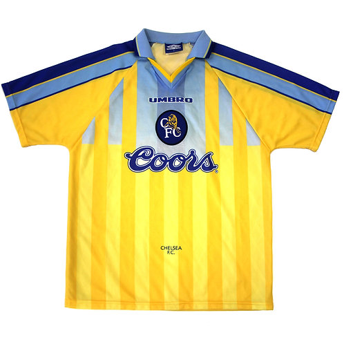 Chelsea Umbro Away Shirt 1996/97 - L