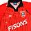 Thumbnail: Ipswich Town FC Umbro 1993/95 Away Shirt - XL