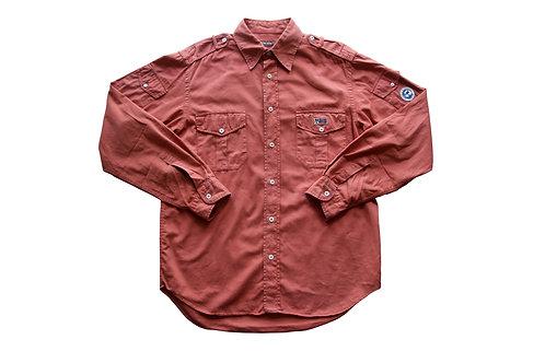 Napapijri L/S Shirt - M