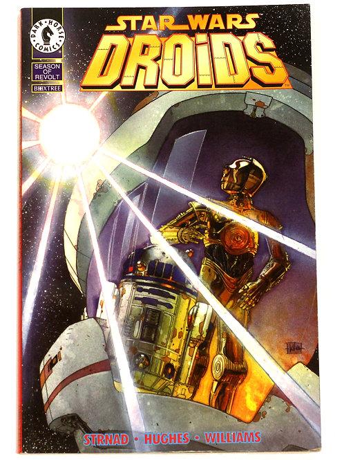 Star Wars 'Droids' 1997