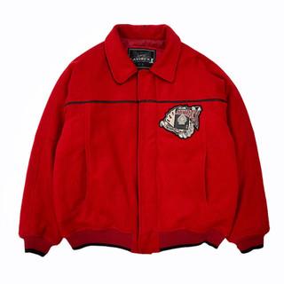 Avirex 'King Casino' Wool Jacket - Fits XL