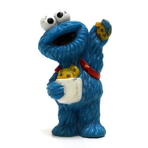 "Sesame Street 'Cookie Monster' 3"" Figurine"