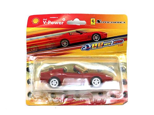 Shell V-Power 'Superamerica' Ferrari Toy Car