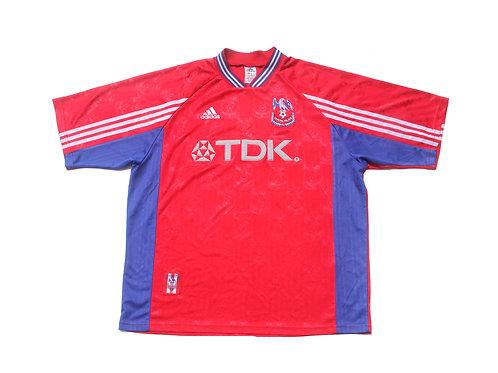 Crystal Palace Adidas Home Shirt 1998/99 - XL