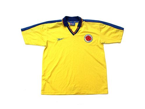 Columbia Reebok Home Shirt 1998/01