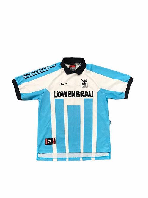 Vintage 1860 Munich Nike Home Shirt 1995/96 - M