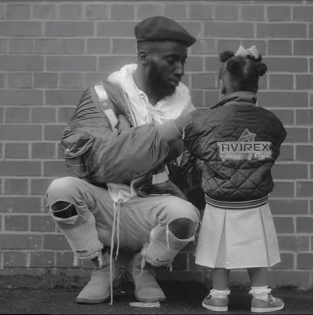 Avirex Baby Jacket Featured in Black Rose Video