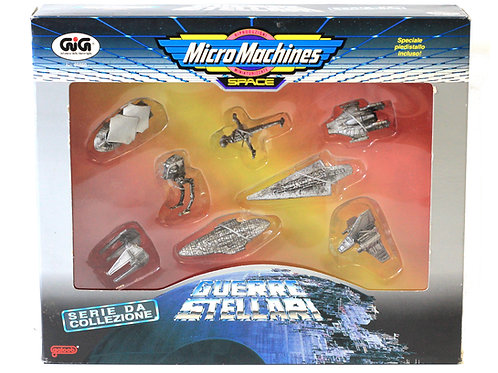 Star Wars 'Micro Machines Space' 1996