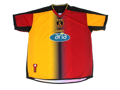 Galatasary Umbro Home Shirt 2003/04 - L