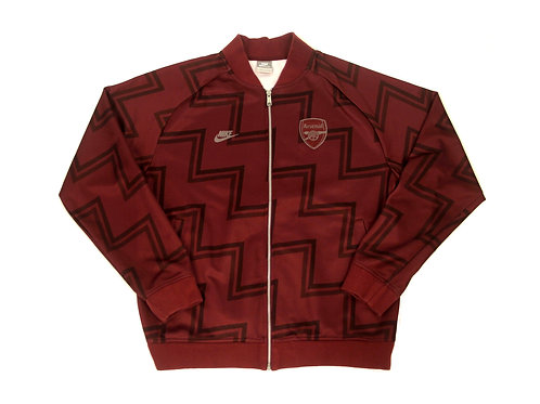 Arsenal Nike Zip Up Jacket 2007/08 - L