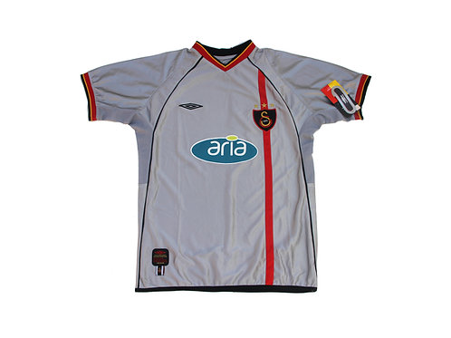 Galatasary Umbro Third Shirt 2002/04 - L