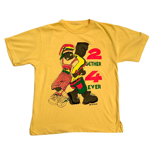 Early 90s '2 Gether 4 Ever' T-Shirt - S