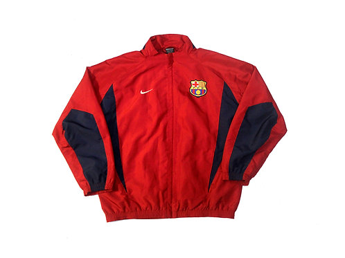 Barcelona Nike Training Jacket 2000s - M