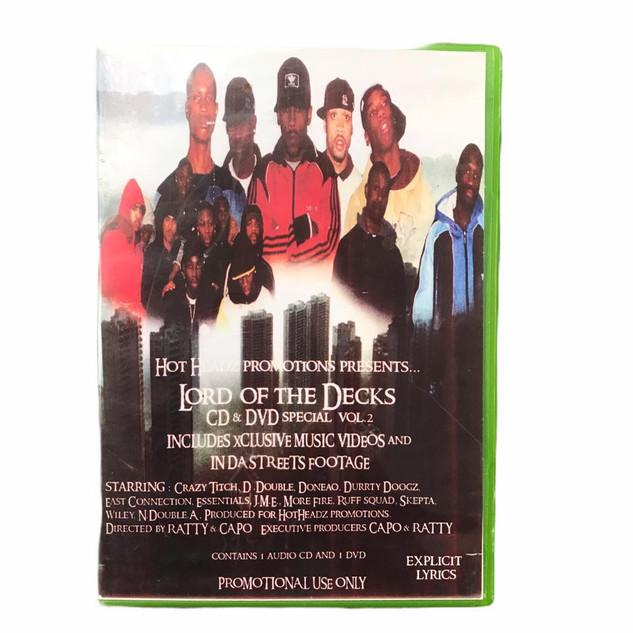 Lord Of The Decks Vol. 2 DVD