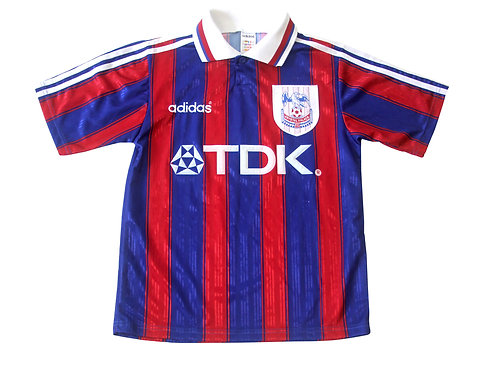 Crystal Palace Adidas Home Shirt 1996/98 - XXS