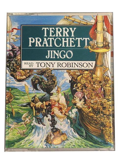 Terry Pratchett 'Jingo' Cassette Audio Book 1999