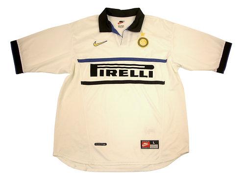 Inter Milan Nike Away Shirt 1998/99 - L
