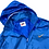 Thumbnail: Vintage 90s Bootleg Nike Lightweight Blue Jacket - Size Large