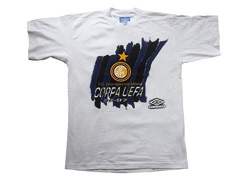 Inter Milan Umbro T-Shirt 1996/97 - M