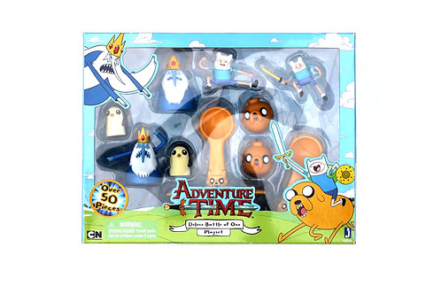 Adventure Time 'Deluxe Battle of Ooo Playset'