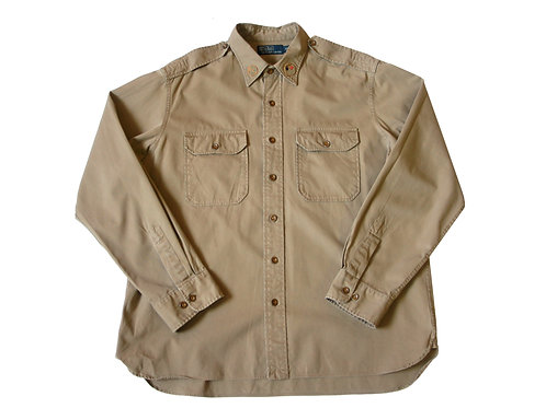 Ralph Lauren '388th Strike Group' Military Shirt - XL