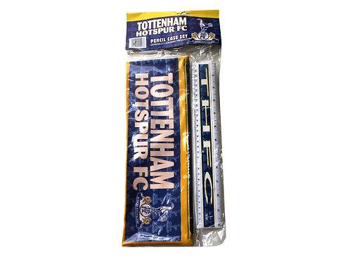 Tottenham Pencil Case Set