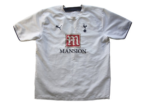Tottenham Puma Home Shirt 2006/07 - S