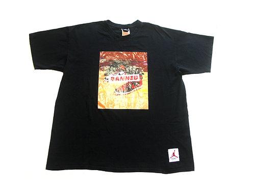 Nike 'Air Jordan' Banned T-Shirt - XL