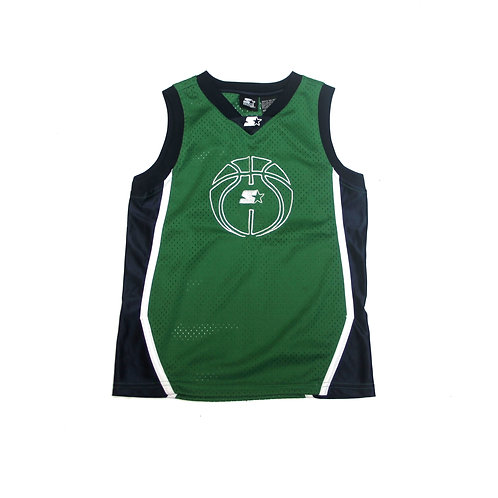 Started Basketball Vest - Kids - 4/5 Years
