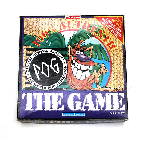 POG Board Game 1995