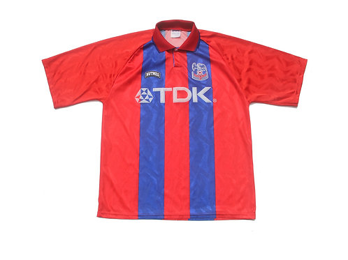Crystal Palace Nutmeg Home Shirt 1994/95 - XL