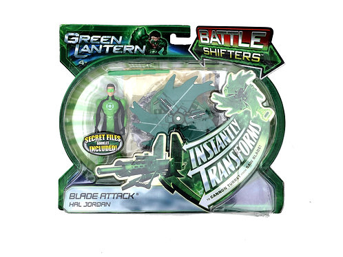 "Green Lantern 'Battle Shifters - Blade Attack Hal Jordan' 2011 4"" Figure"