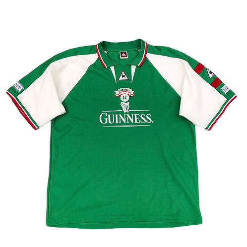 Cork City FC Le Coq Sportif  2002/03 home shirt -XL