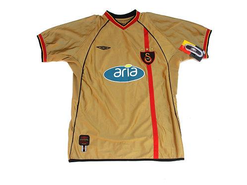 Galatasary Umbro Fourth Shirt 2002/03 - L & XL