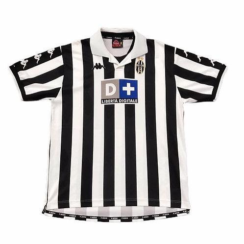 Vintage Juventus Kappa 1998/99 Home Shirt - XXL