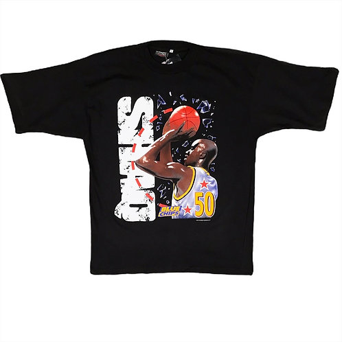 Vintage Shaq 'Blue Chips' 1994 Film Promo T-Shirt - XL